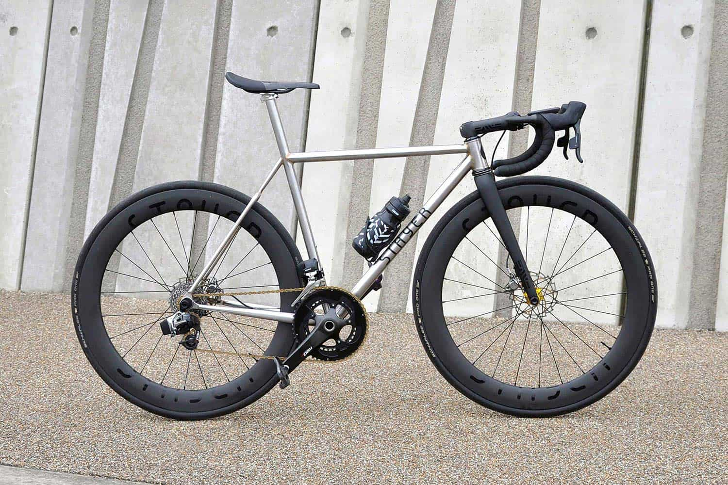 Stayer cycles Snot Rocket