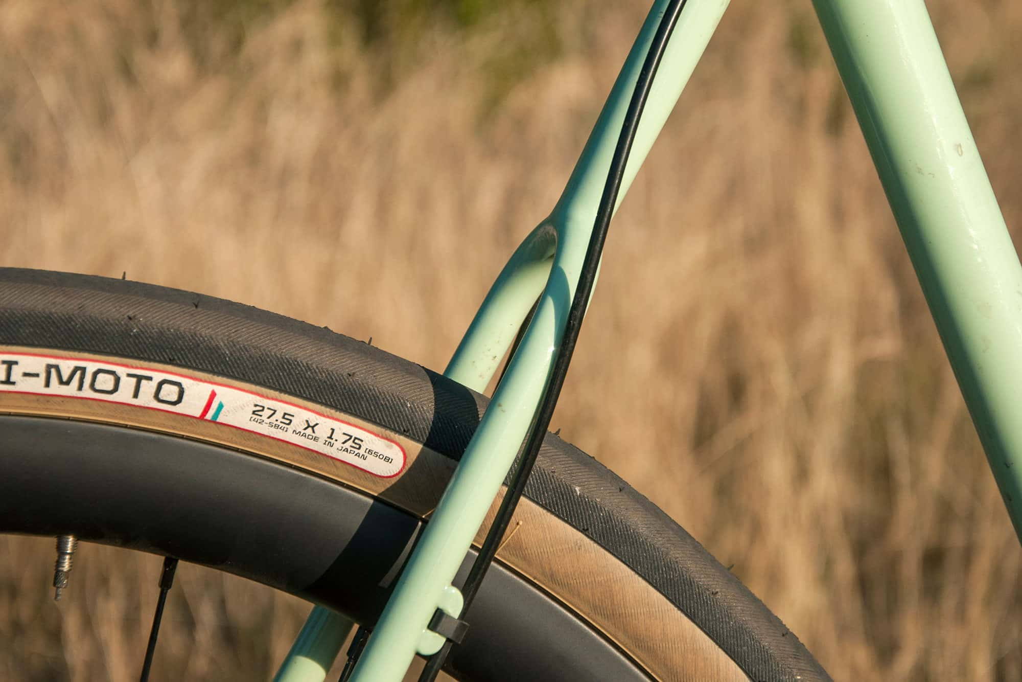 Stayer cycles 650B CHIGZAG ADVENTURE CROSS