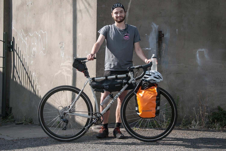 Stayer cycles Ruben's SSCX / Tourer