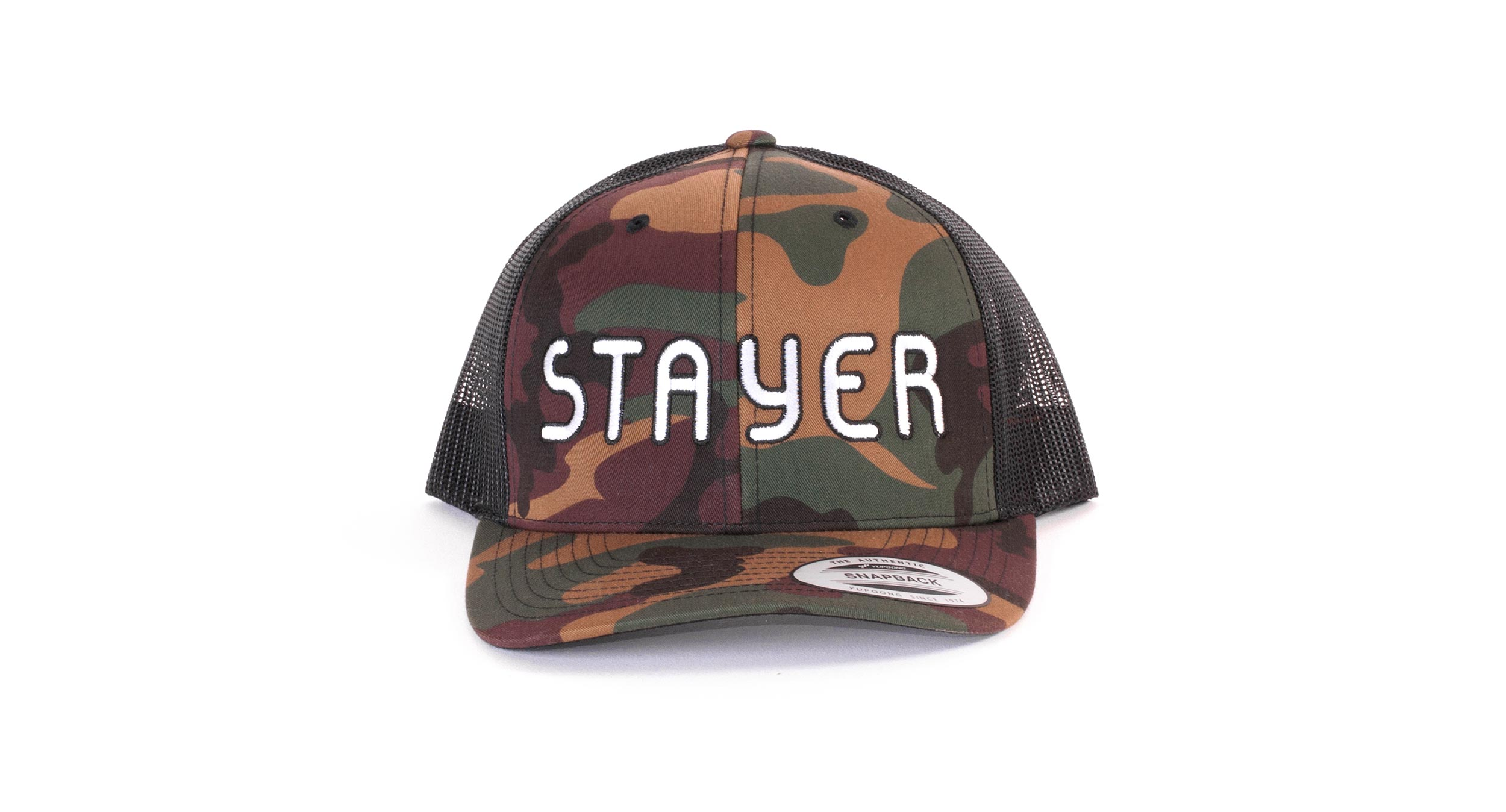 Stayer cycles Trucker cap