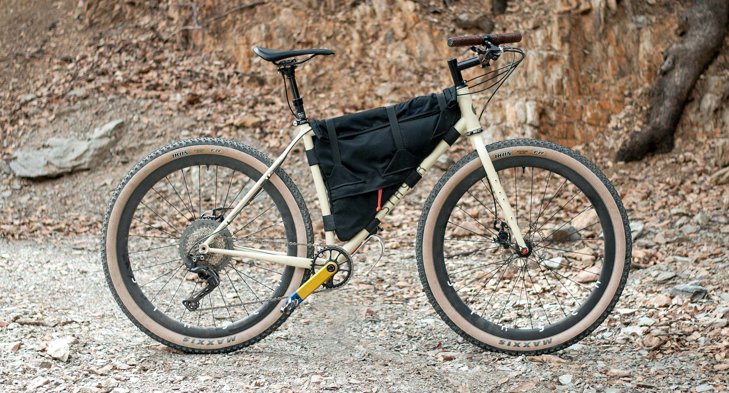 Stayer cycles Judith's adventure bike prototype