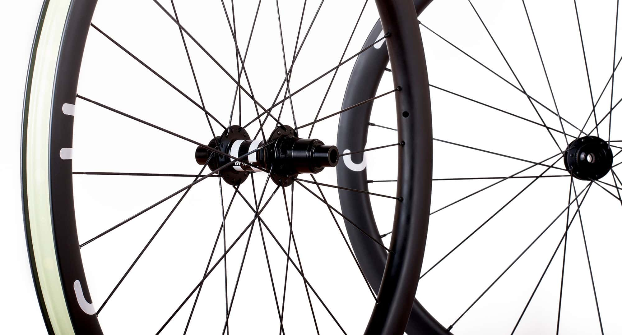 Stayer cycles Gravel / Adventure disc wheelset