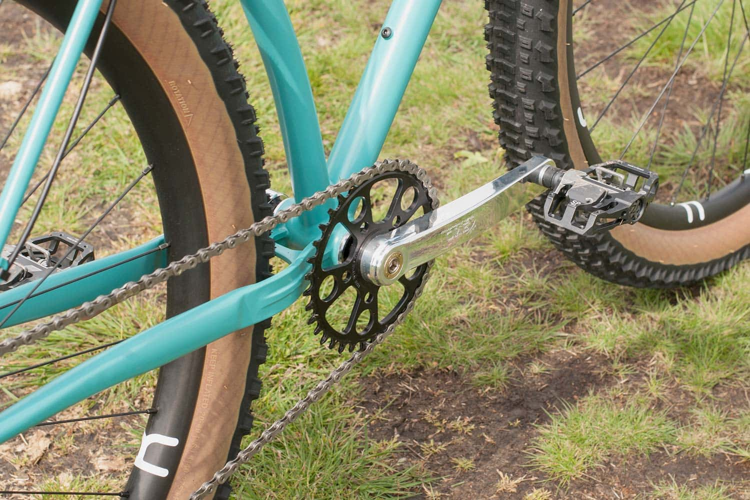 Stayer cycles Raoul's 29'er dirt drop MTB