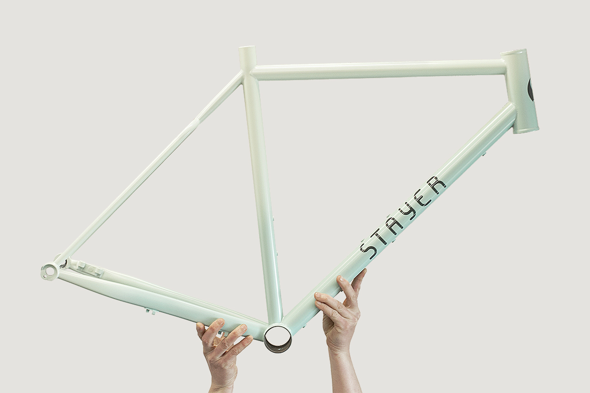Stayer cycles Finishes