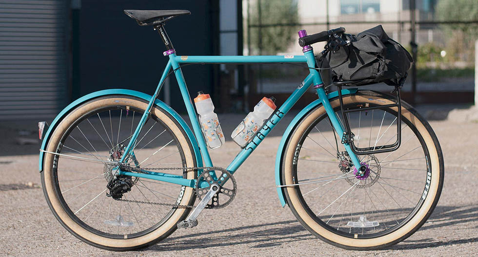 Stayer cycles Custom DEEP DIVE